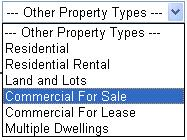Search Arizona MLS and find Commercial Property For Sale in AZ