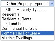 Search Arizona MLS and find Commercial Property for Lease in AZ