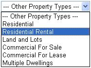Search Arizona MLS and find Residential Property for Rent in AZ
